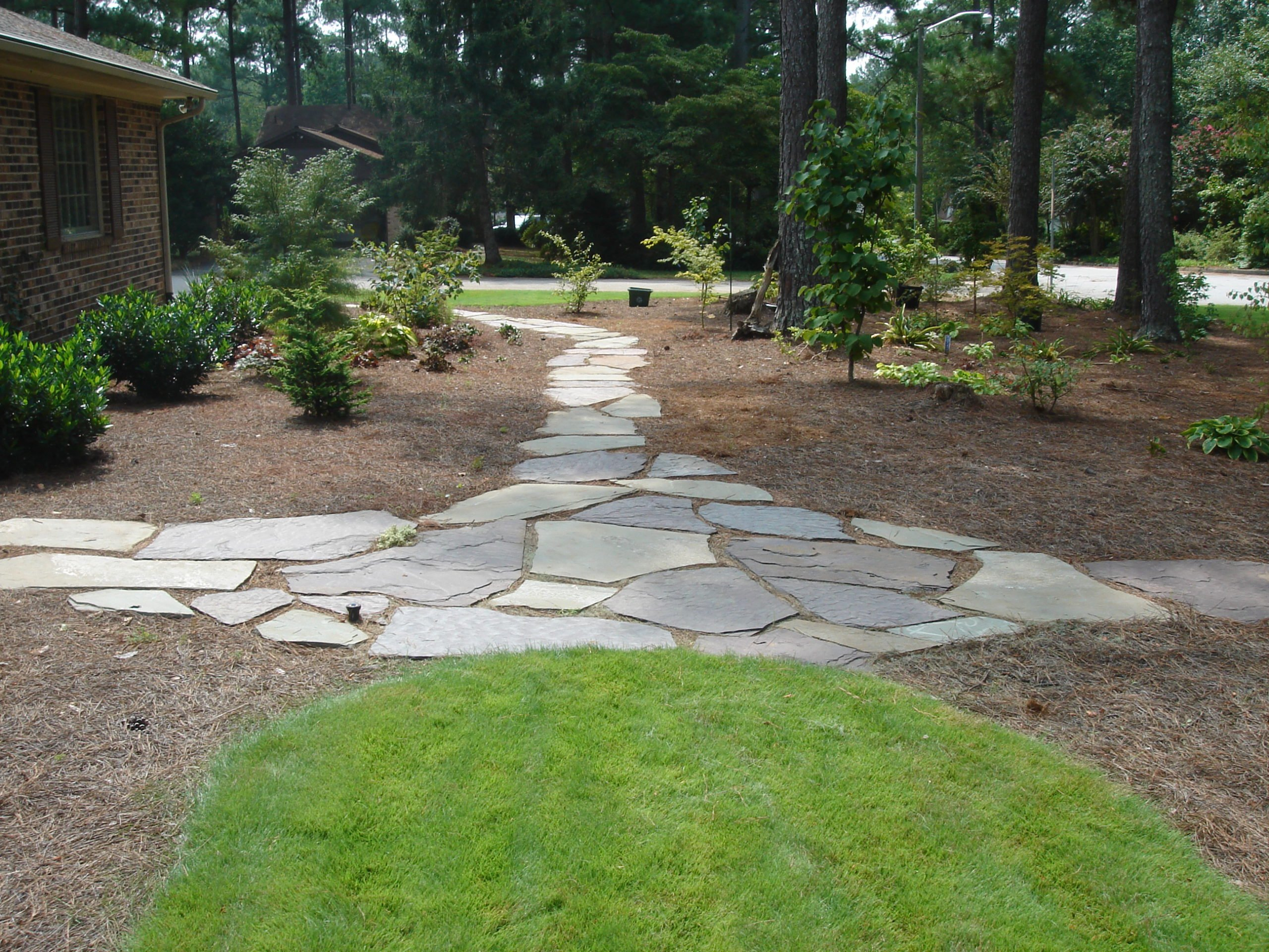 Flagstone Paths_Walkways