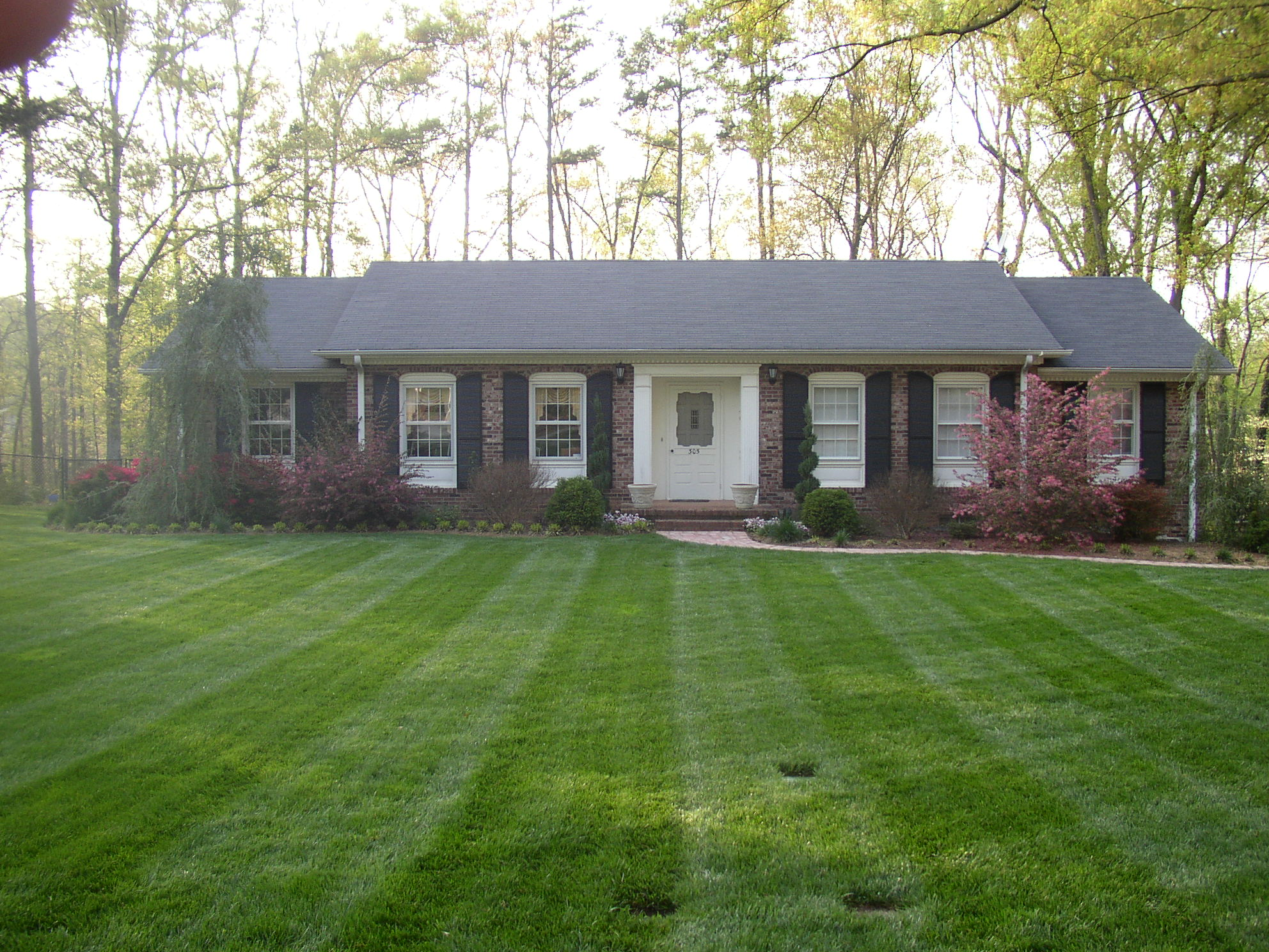 Lawn Maintenance Service Contract Greenville SC